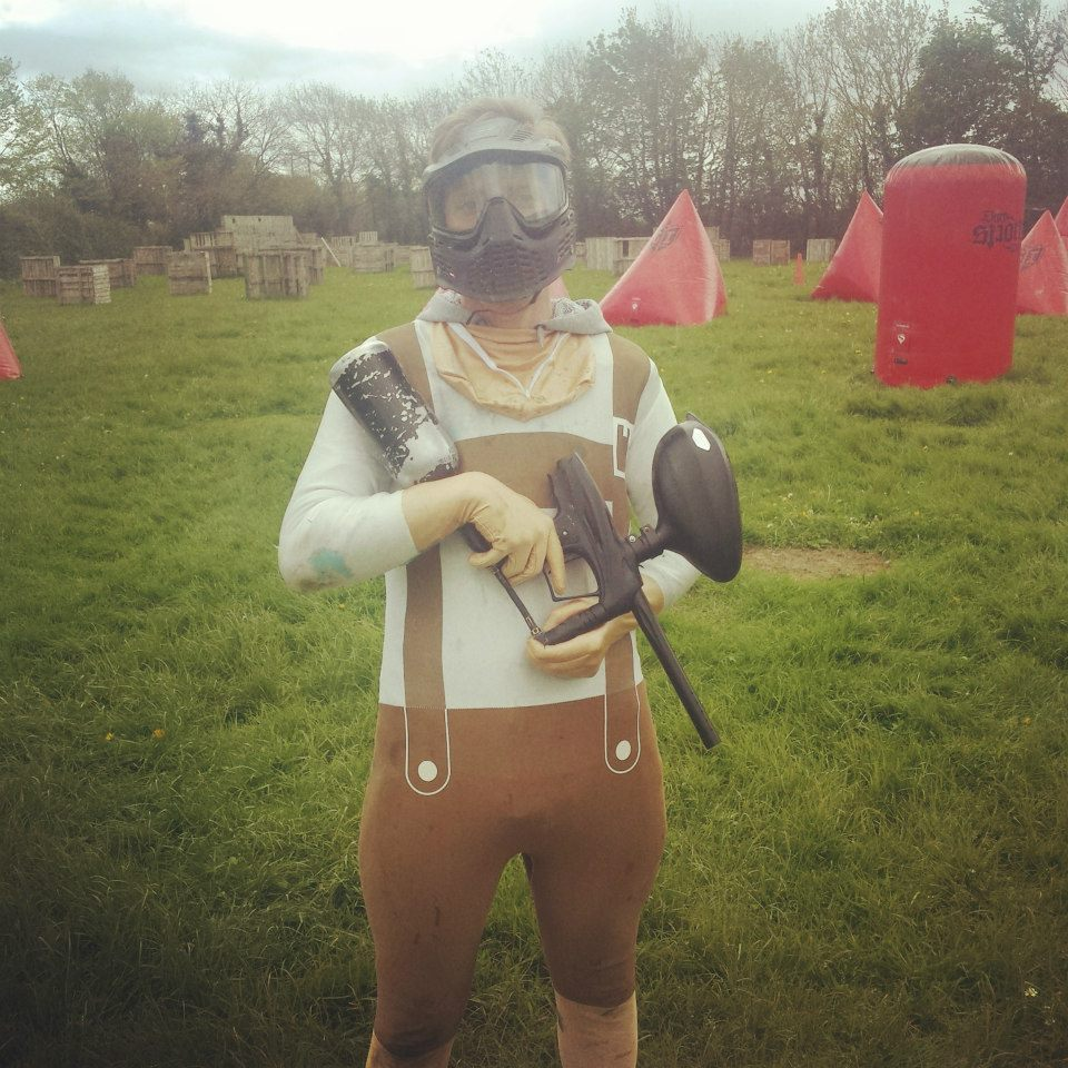 Capital Paintball, Dublin