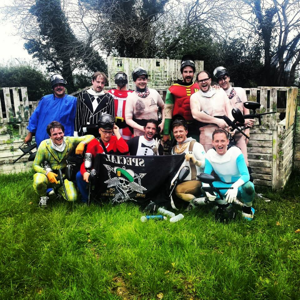 Dublin Paintball